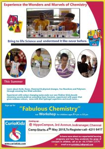 Curiokidz may 4th -8th