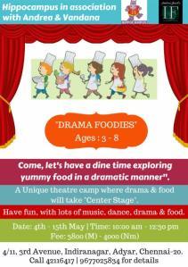 Drama Foodies